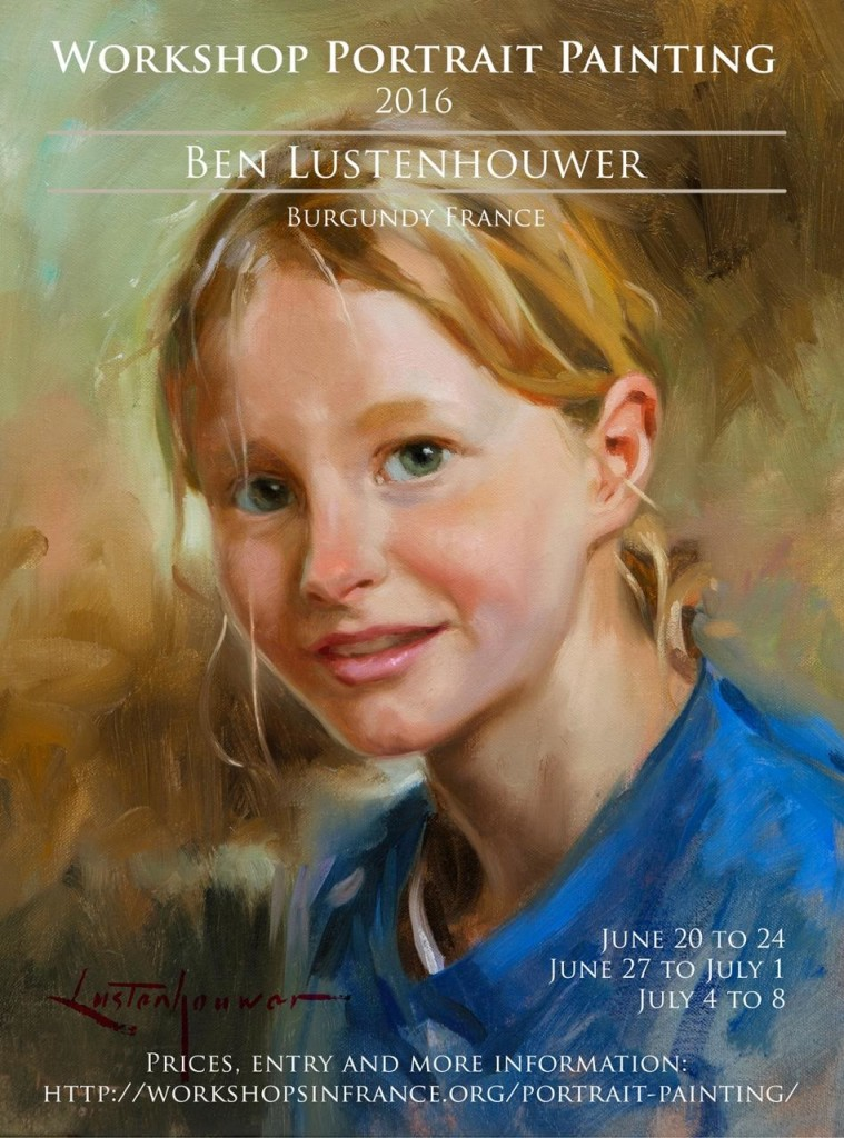Workshop Portrait Painting-